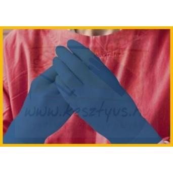 AMBULANCE HIGH RISK Prémium minőségű púdermentes latex kesztyű /50db