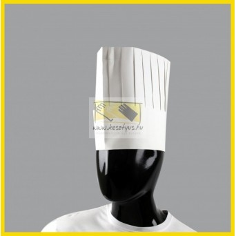 PAL INTERNATIONAL  Luxus Chef sapka 265 mm / 10 db